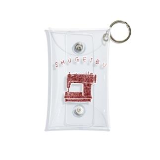 手芸部専用Tシャツ Mini Clear Multipurpose Case