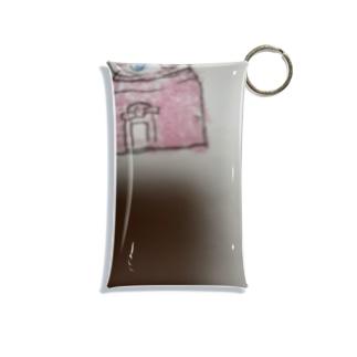 売れ残りガチャ Mini Clear Multipurpose Case