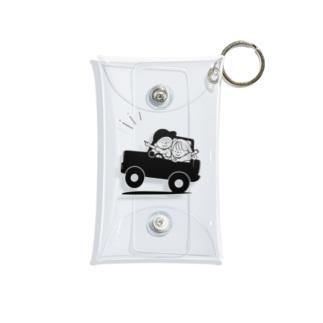 自動車 Mini Clear Multipurpose Case