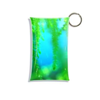 美しい水草 Mini Clear Multipurpose Case