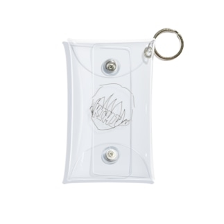 君 Mini Clear Multipurpose Case