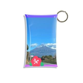 MT.FUJI Mini Clear Multipurpose Case