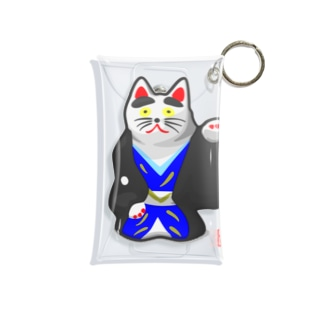 初辰猫 Mini Clear Multipurpose Case