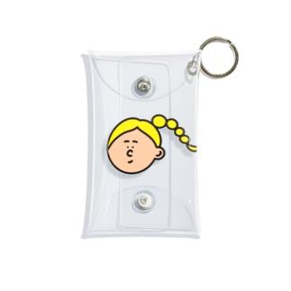 カナイさん Mini Clear Multipurpose Case