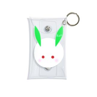 ゆきうさちゃん Mini Clear Multipurpose Case