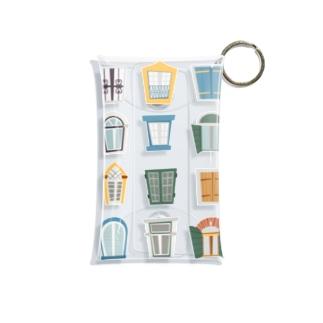窓 まど mado Mini Clear Multipurpose Case