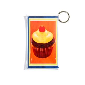 チョコレートカップケーキ Mini Clear Multipurpose Case