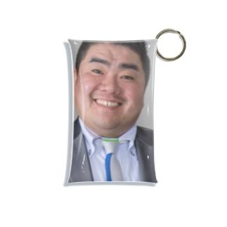 カントリーズえざお宣材写真 Mini Clear Multipurpose Case