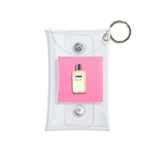 香水瓶Ⅱ Mini Clear Multipurpose Case
