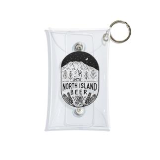 ノースアイランドビール クリアケース Mini Clear Multipurpose Case