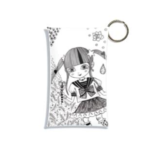sachi☆chocoのとくべつ強くなりたい! Mini Clear Multipurpose Case