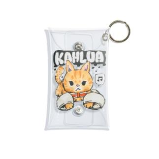 KAHLUA Mini Clear Multipurpose Case