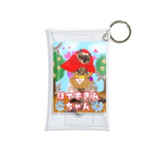 ぽてずきんちゃん Mini Clear Multipurpose Case