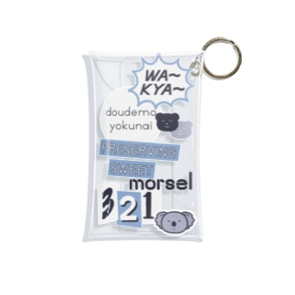 toneriverのステ貼 Mini Clear Multipurpose Case