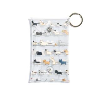猫猫猫猫 Mini Clear Multipurpose Case