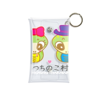 つちのこ村 Mini Clear Multipurpose Case