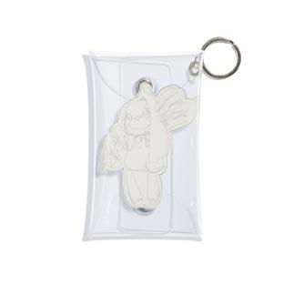 うさぎちゃん Mini Clear Multipurpose Case