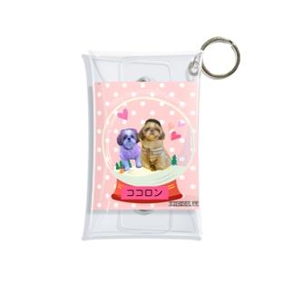 💙ココロン💗 Mini Clear Multipurpose Case
