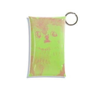 実家犬guri-n Mini Clear Multipurpose Case