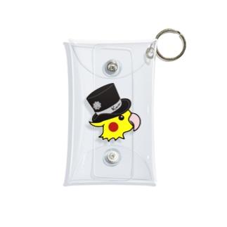 くーちゃん Mini Clear Multipurpose Case