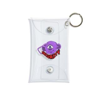 安全保障 Mini Clear Multipurpose Case