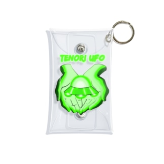 TENORI UFO Mini Clear Multipurpose Case