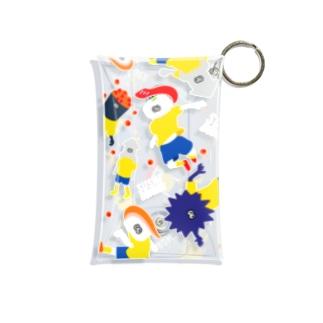 ちらし寿司 Mini Clear Multipurpose Case