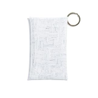 shikaku usuzumi Mini Clear Multipurpose Case