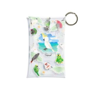オウム ミニマルチケース Mini Clear Multipurpose Case