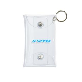 of summer Mini Clear Multipurpose Case