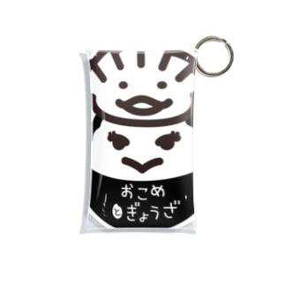 おこめとぎょうざ_official Mini Clear Multipurpose Case