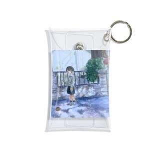 路地 Mini Clear Multipurpose Case