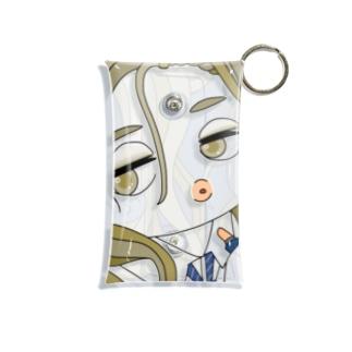ギャル子 Mini Clear Multipurpose Case