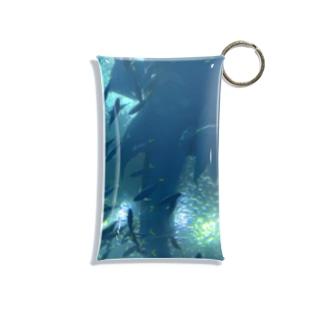 ジンベイザメ Mini Clear Multipurpose Case