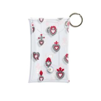 Corazón Mini Clear Multipurpose Case