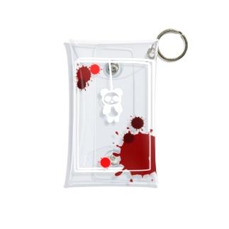 ミノぱん Mini Clear Multipurpose Case