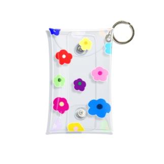 おはなちゃん Mini Clear Multipurpose Case