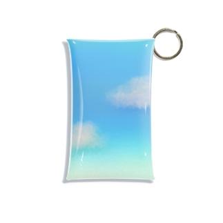 海の空 Mini Clear Multipurpose Case