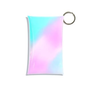 やわらかい色 Mini Clear Multipurpose Case