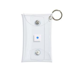 キーホルダー③ Mini Clear Multipurpose Case