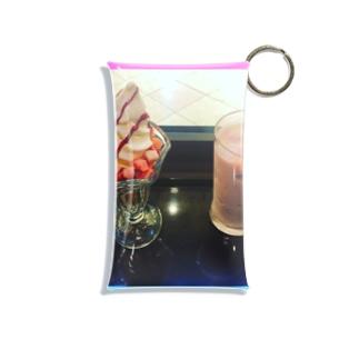 キーホルダー④ Mini Clear Multipurpose Case