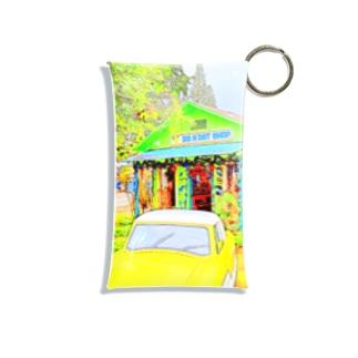 ラナイ島 ラナイシティにあるカラフルで可愛いお店 Mini Clear Multipurpose Case