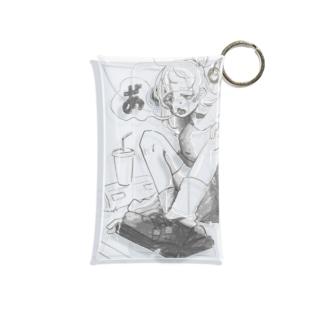 「あ」っちゃん Mini Clear Multipurpose Case