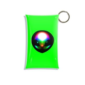 👽宇宙人👽 Mini Clear Multipurpose Case