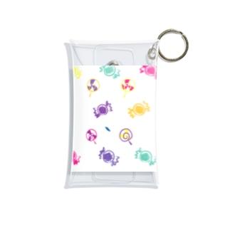 あめめ mk-2 Mini Clear Multipurpose Case