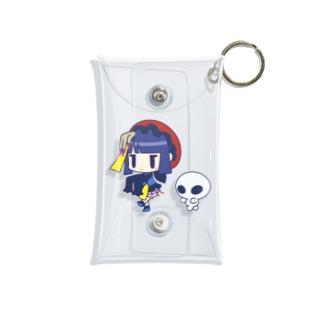 フジキとコオニ Mini Clear Multipurpose Case