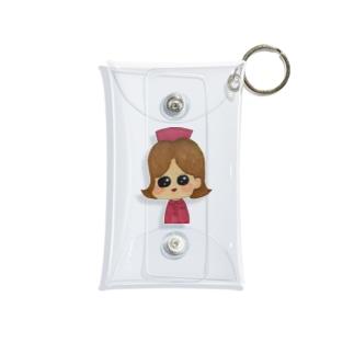 看護師ちゃん Mini Clear Multipurpose Case