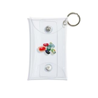 進展の5月 Mini Clear Multipurpose Case