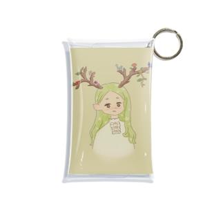 エルフ鹿ちゃん Mini Clear Multipurpose Case