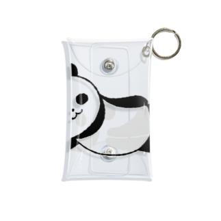 ねパンダ Mini Clear Multipurpose Case